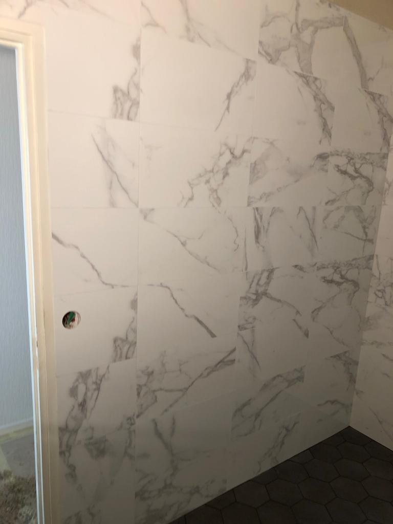 rénovation carrelage marbre annemasse